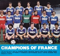Racing Strasbourg, 1979