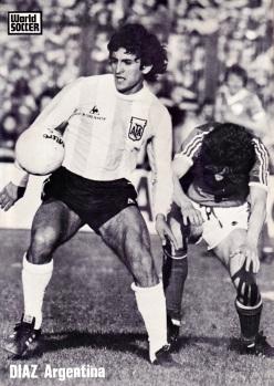 Ramon Diaz, Argentina 1980