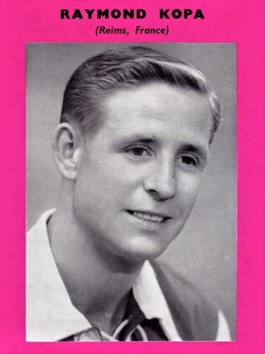 Raymond Kopa, Reima 1960