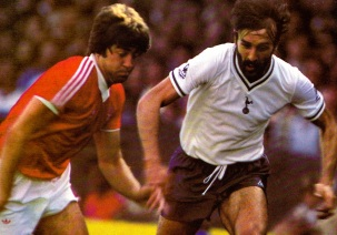 Ricardo Villa, Tottenham 1980