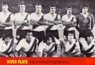 River Plate, 1979