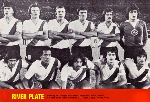 River Plate 1980