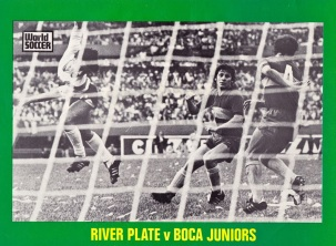 River Plate v Boca Juniors, 1981