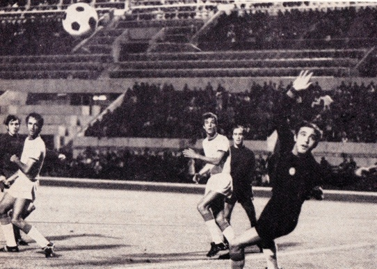 Roma v Swindon Town, Anglo-Italian Cup 1969