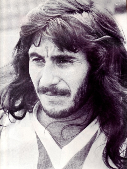 Ruben Ayala, Argentina 1975