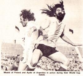 Ruben Ayala, World Cup 1974
