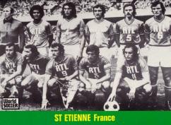 Saint Etienne 1976