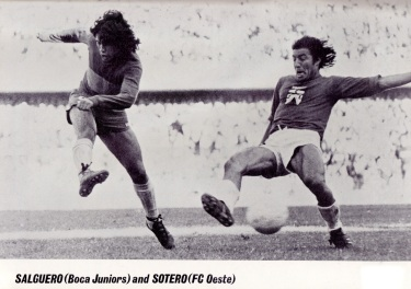 Salguero and Sotero, 1979