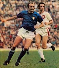 Sandro Mazzola, Italy 1975