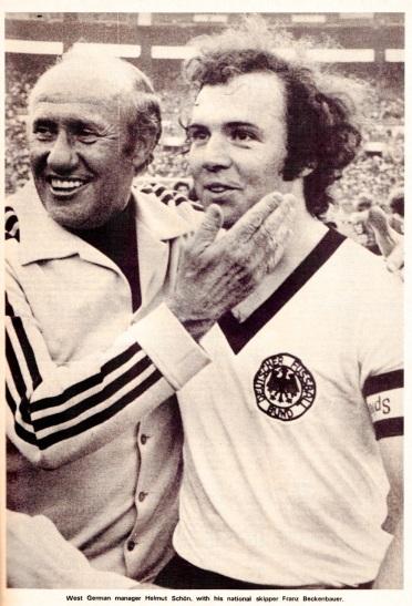Schon & Beckenbauer, 1974
