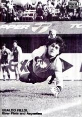 Ubaldo Fillol, River Plate 1983