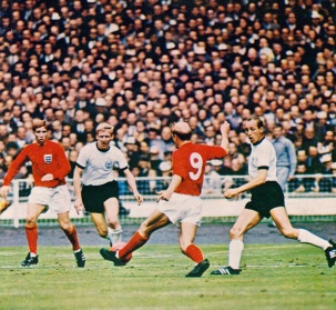 West Germany v England, World Cup Final 1966