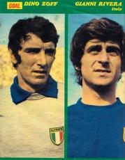 Zoff & Rivera, Italy 1974