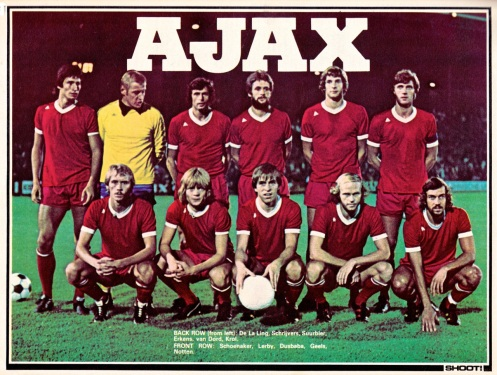 Dutch Vintage 1975-78 – Beyond The Last Man