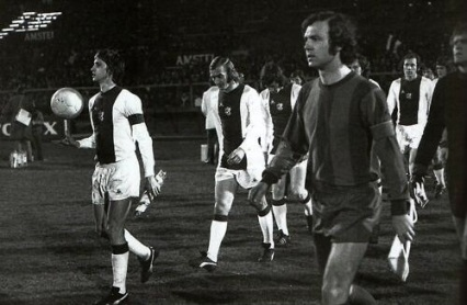 Ajax v Bayern Munich, European Cup 1973