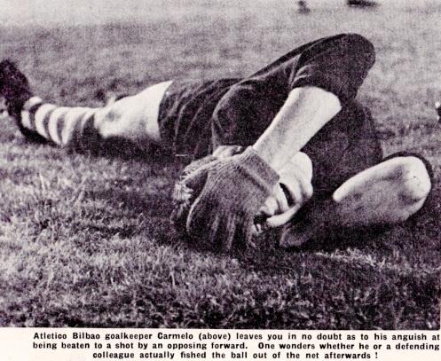 Carmelo Cedrum, Ath Bilbao 1961