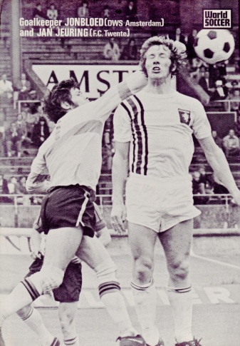 DWS Amsterdam v FC Twente, 1971