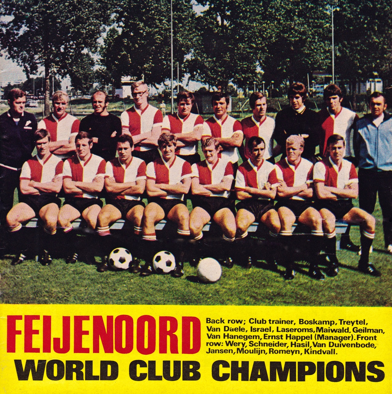 Image result for feyenoord fc 1970