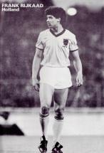 Frank Rijkaard, Netherlands 1982
