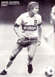Franks Thijssen, Vancouver Whitecaps 1983