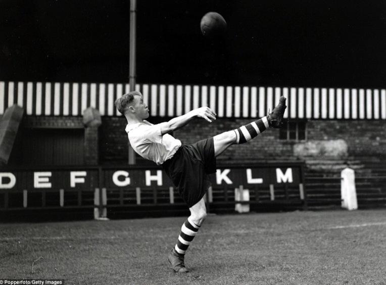 Bill Shankly, Preston 1948