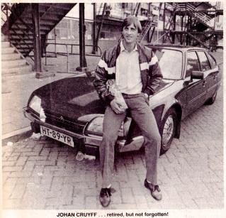 Johan Cruyff, 1985