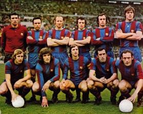 Johan Cruyff, Barcelona 1975