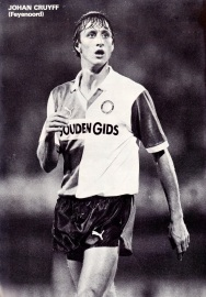 Johan Cruyff, Feyenoord 1983