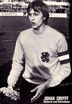 Johan Cruyff, Netherland 1974