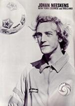 Johan Neeskens, New York Cosmos 1979