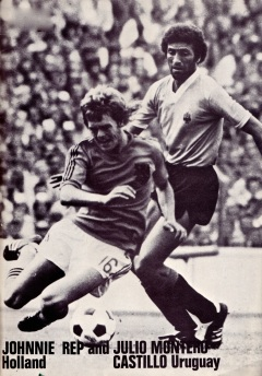 Johnny Rep, Netherlands 1974