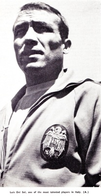 Luis Del Sol, Juventus 1964