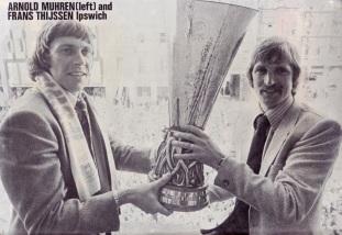 Muhren & Thijssen, Ipswich Town 1981