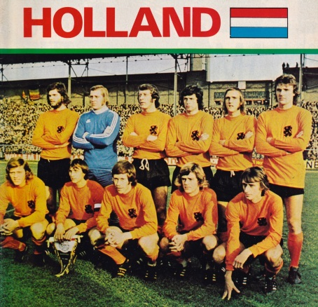 Netherlands 1973