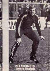 Piet Schrivers, FC Twente 1974