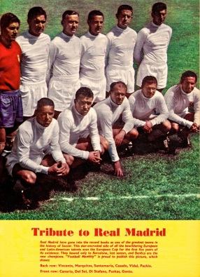 Real Madrid 1961