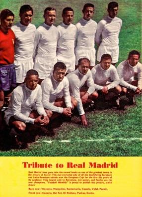 Real Madrid 1961