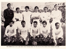 Real Madrid 1969