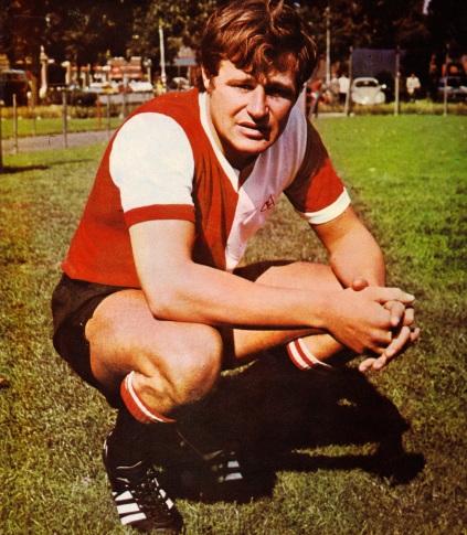 Rinus Israel, Feyenoord 1970