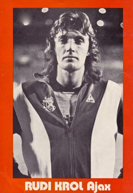 Ruud Krol, Ajax 1973