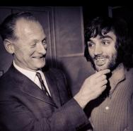Tom Finney & George Best