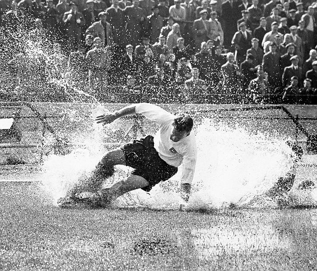 The Splash - Stamford Bridge