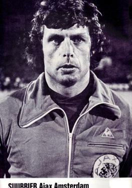 Wim Suurbier, Ajax 1976