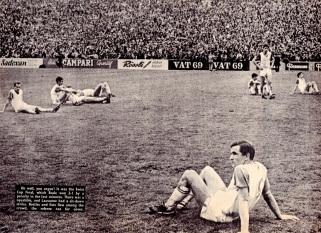 Basle v Lausanne Sports, 1967