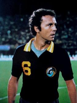 Beckenbauer, New York Cosmos