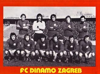 Dinamo Zagreb 1976