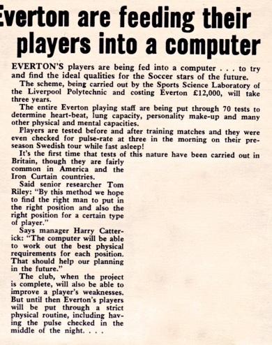Everton 1973