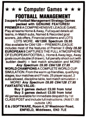 Football Management 1987