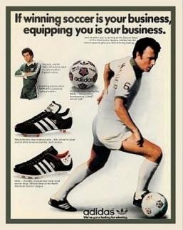 Franz Beckenbauer, New York Cosmos ad