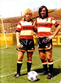 George Best & Bill Ronson, Fort Lauderdale Strikers 1978